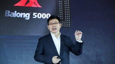 Huawei Balong 5000 5G чип