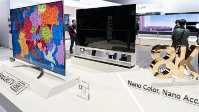 Photo of CES 2019: Големи модели и 8K телевизори