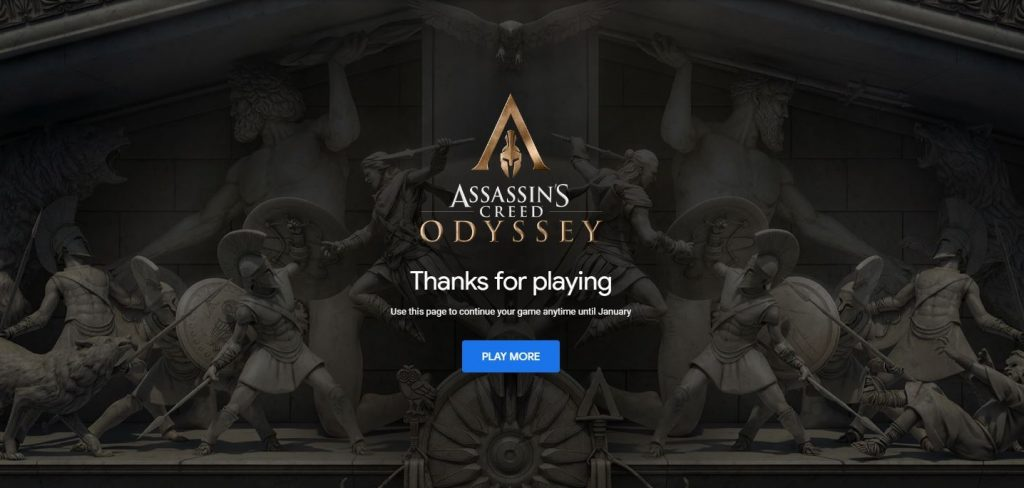 Assassin's creed: Oddyssey Project stream