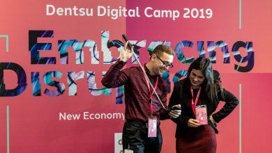 Dentsu Digital Camp 2019