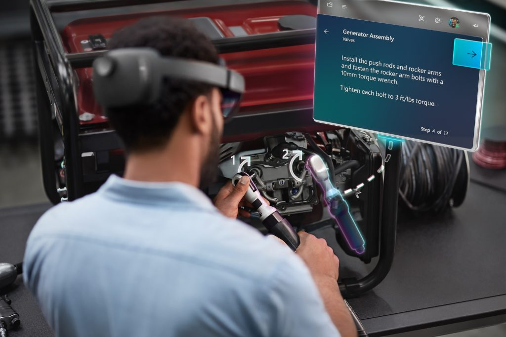 HoloLens 2 3