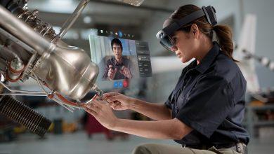 Photo of Microsoft показа очилата за добавена реалност HoloLens 2
