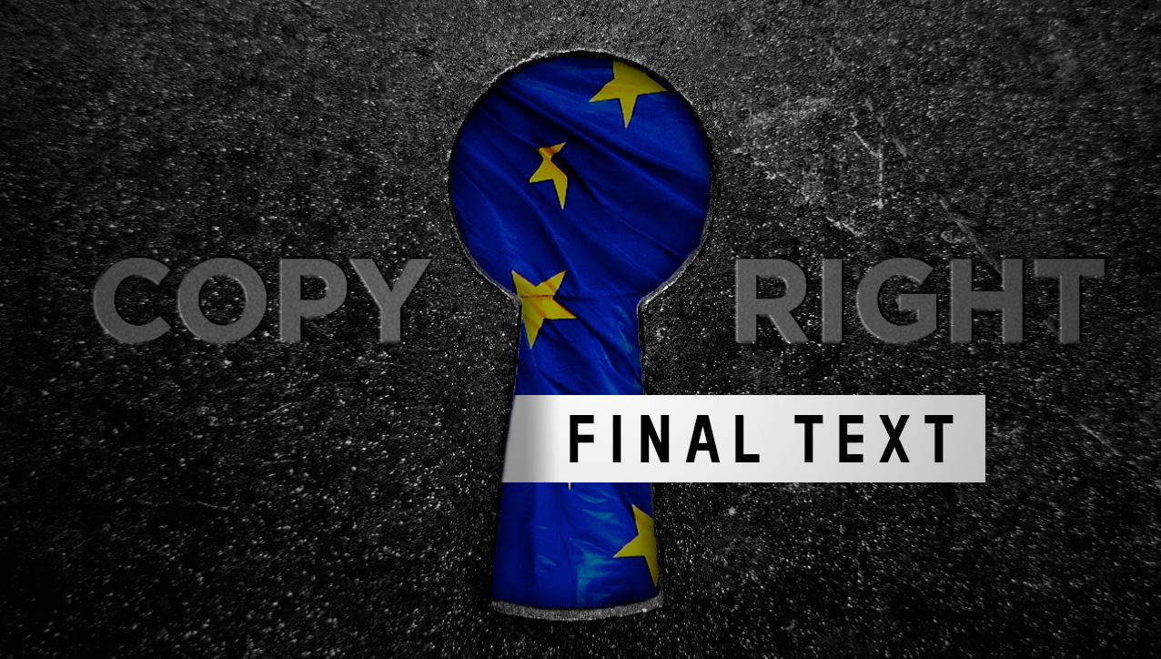ЕС авторски права