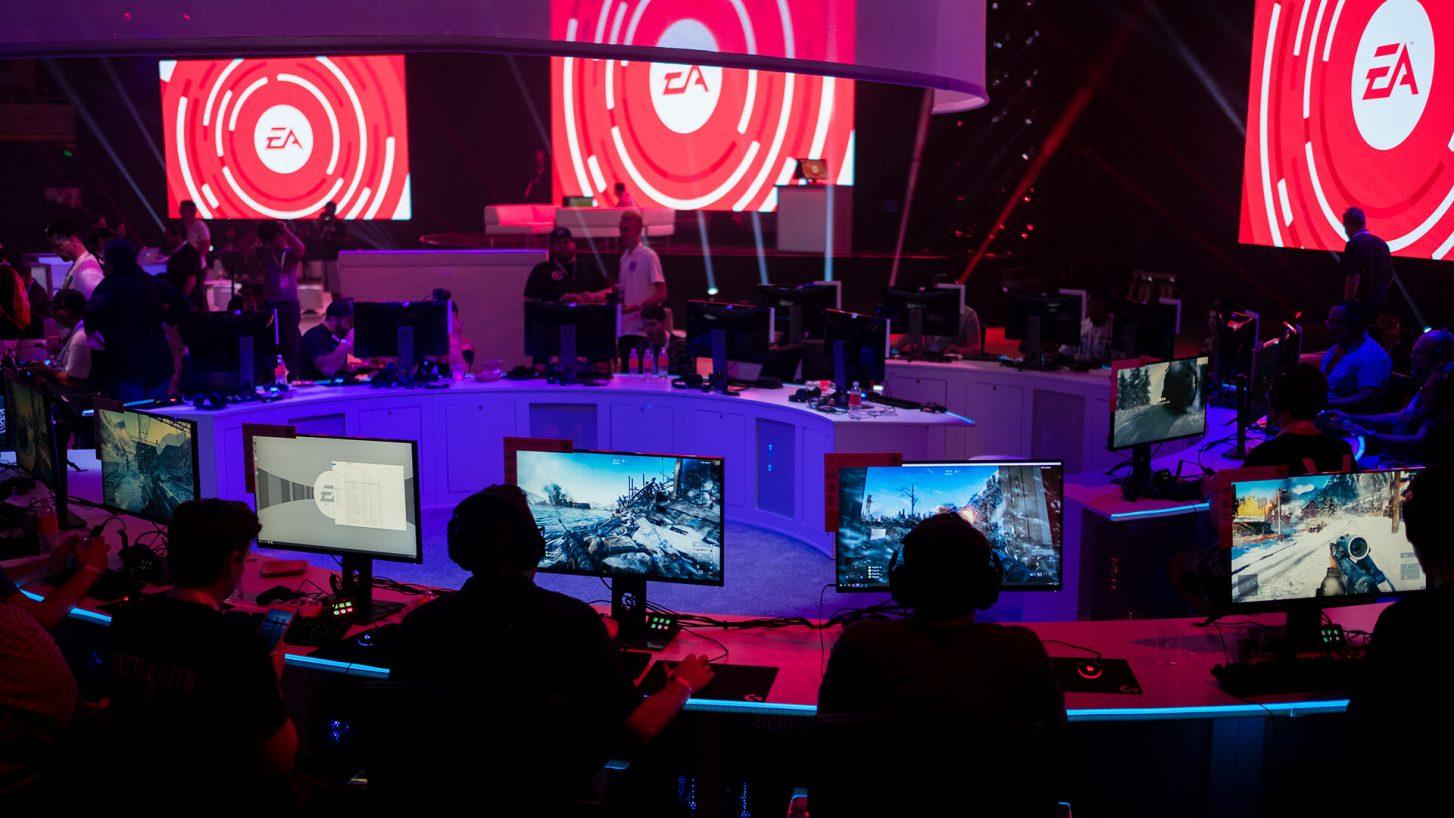 Electronica Arts EA Play