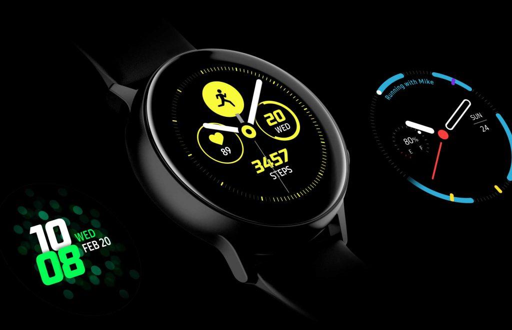 galaxy-watch-active умен часовник