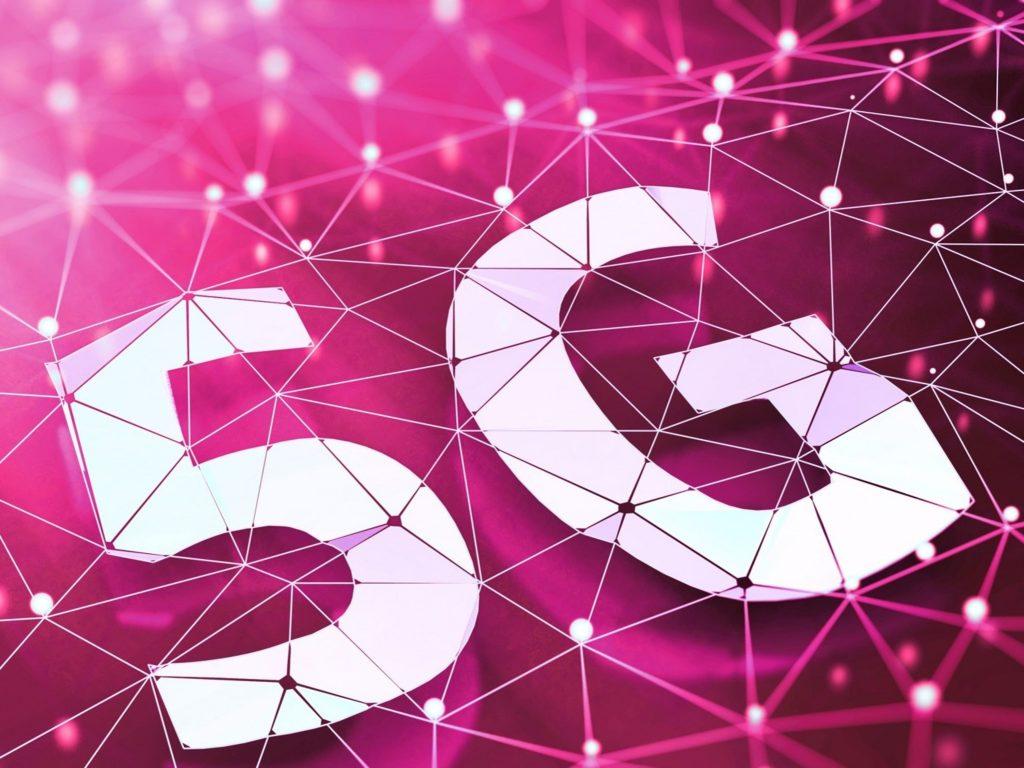 Австрия 5G T-Mobile