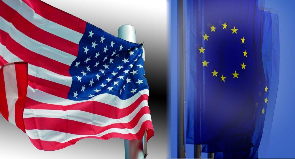 САЩ срещу Европа