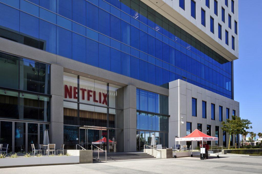 Netflix централата в LA
