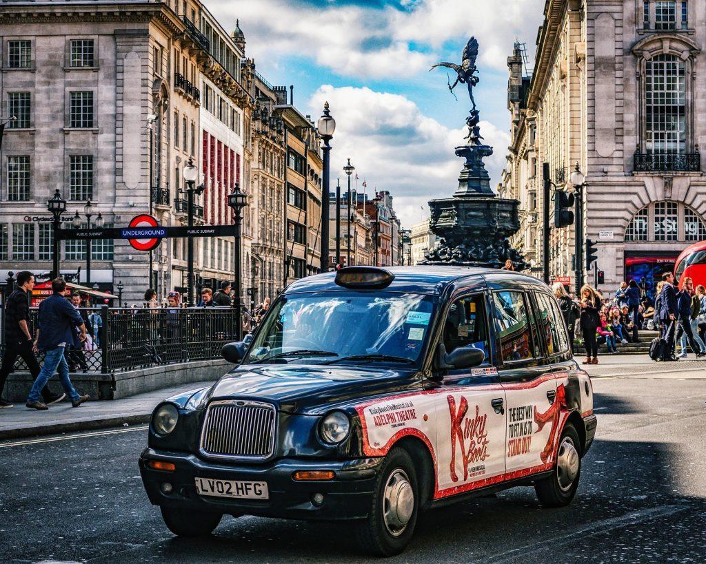 Лондонско такси