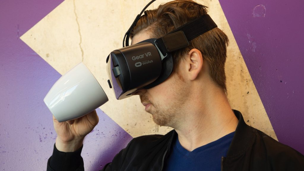 Virtual Reality Cup
