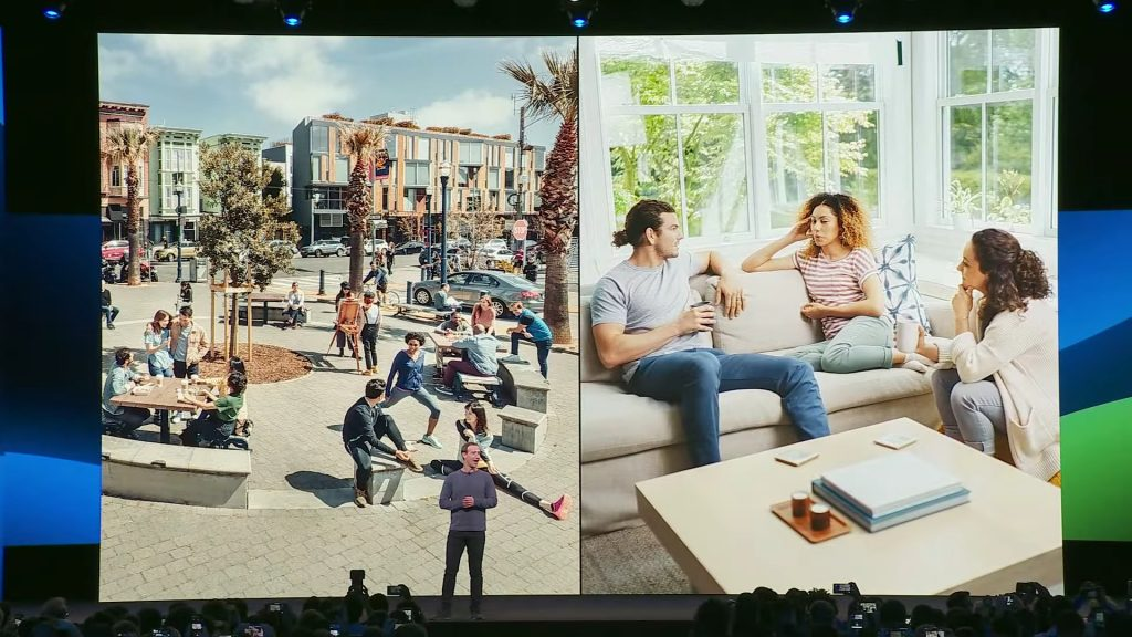 Facebook F8 Conference 1