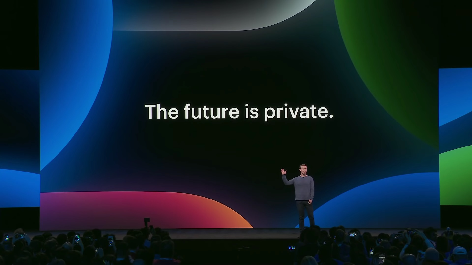 Facebook F8 Conference 2