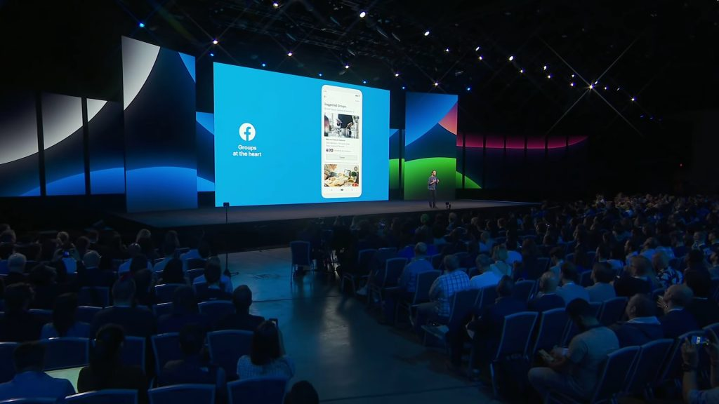 Facebook F8 Conference 3