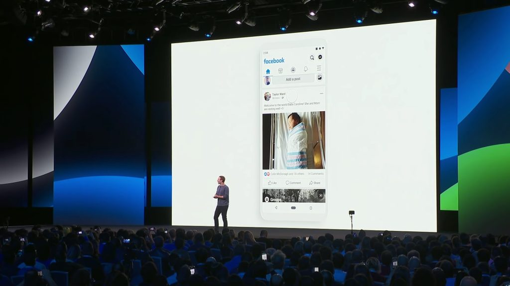 Facebook F8 Conference 4