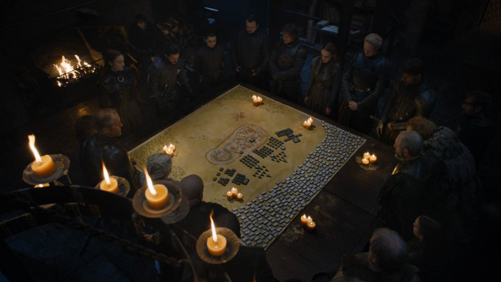 Game of Thrones Battle for Winterfell