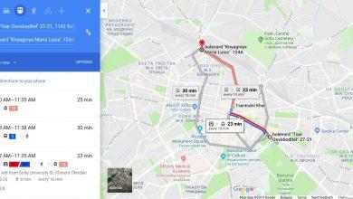 Photo of Google Maps вече включва градския транспорт в София
