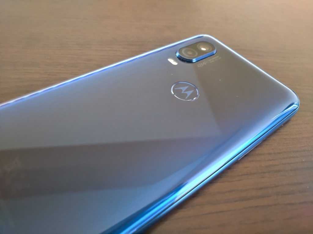 Motorola One Vision 4