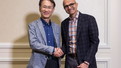 Microsoft and Sony partnership