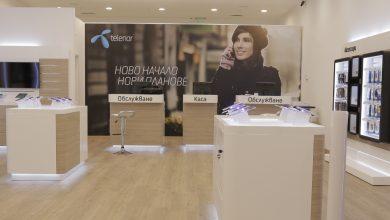 Telenor-shop