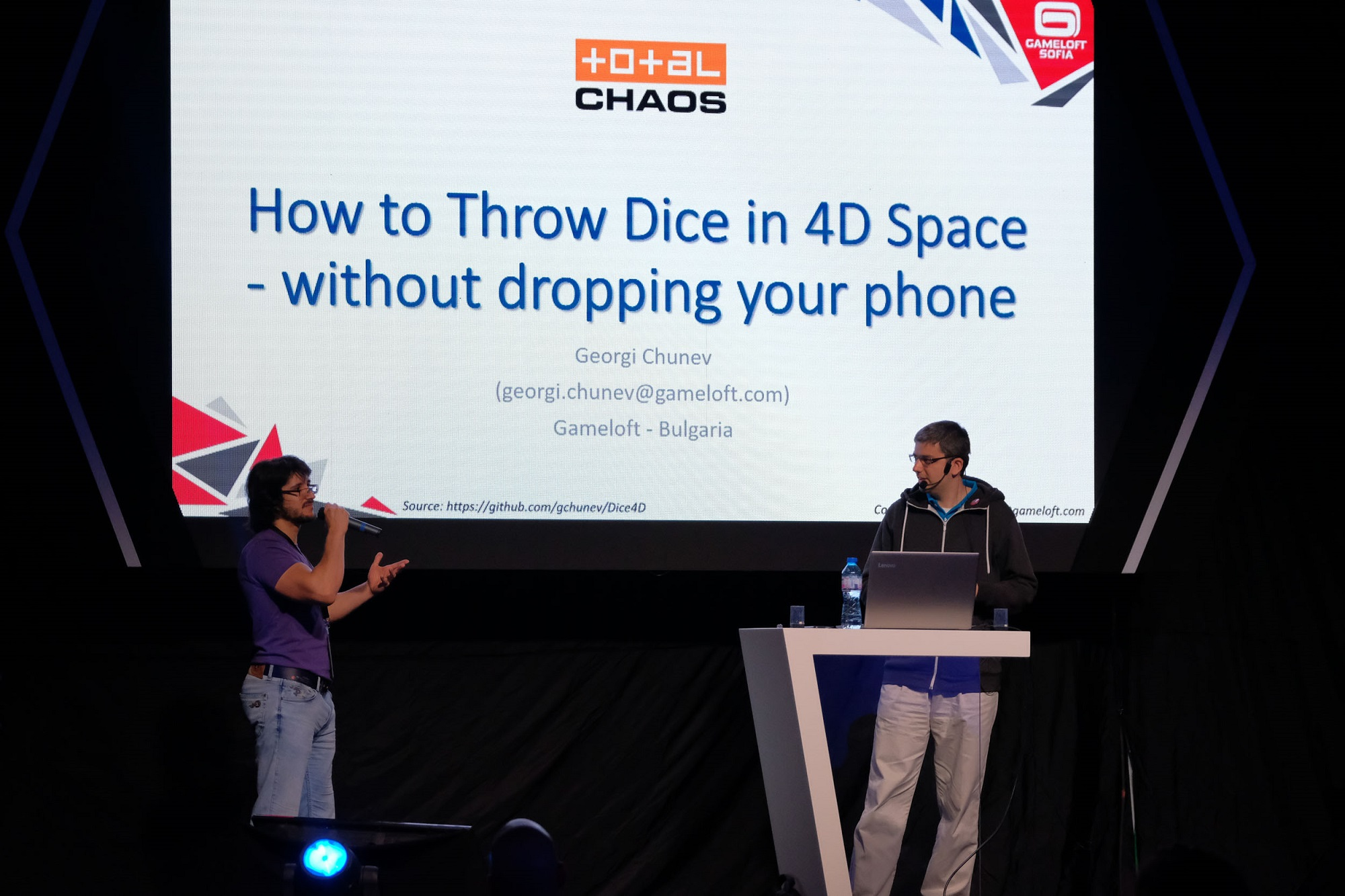 Gameloft 4D Dice
