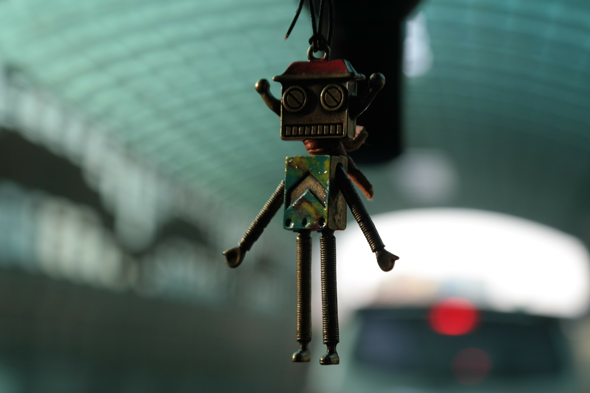 Робот изкуствен интелект