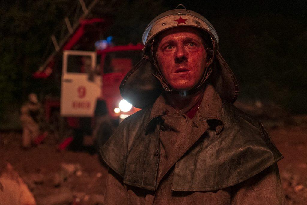 Чернобил HBO 5