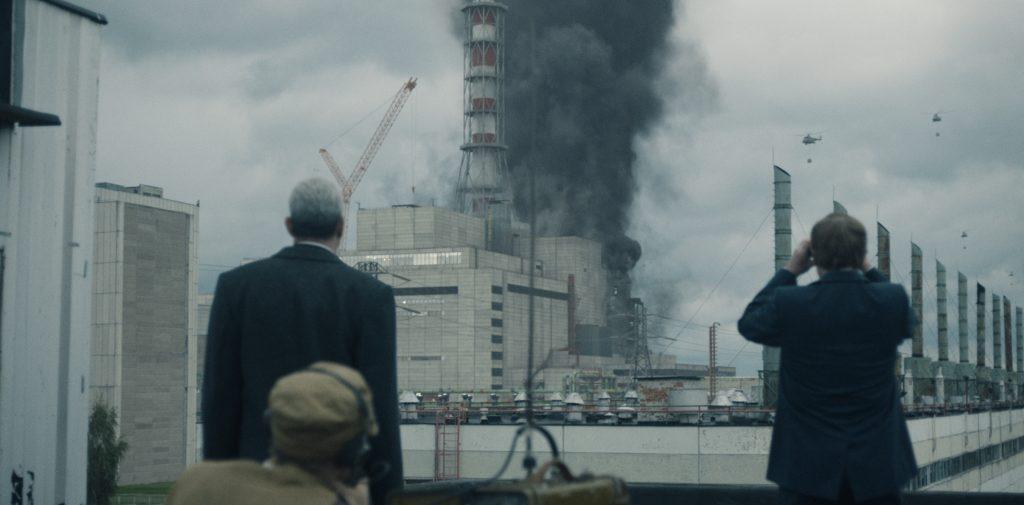 Чернобил HBO 16