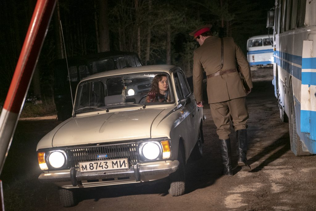Чернобил HBO 7