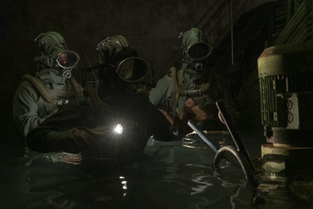 Чернобил HBO 3