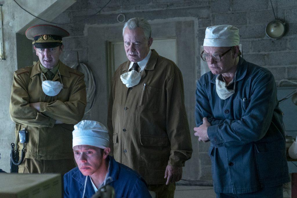 Чернобил HBO 18