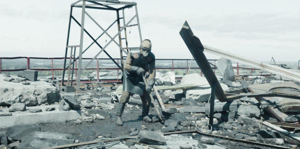 Чернобил HBO 4