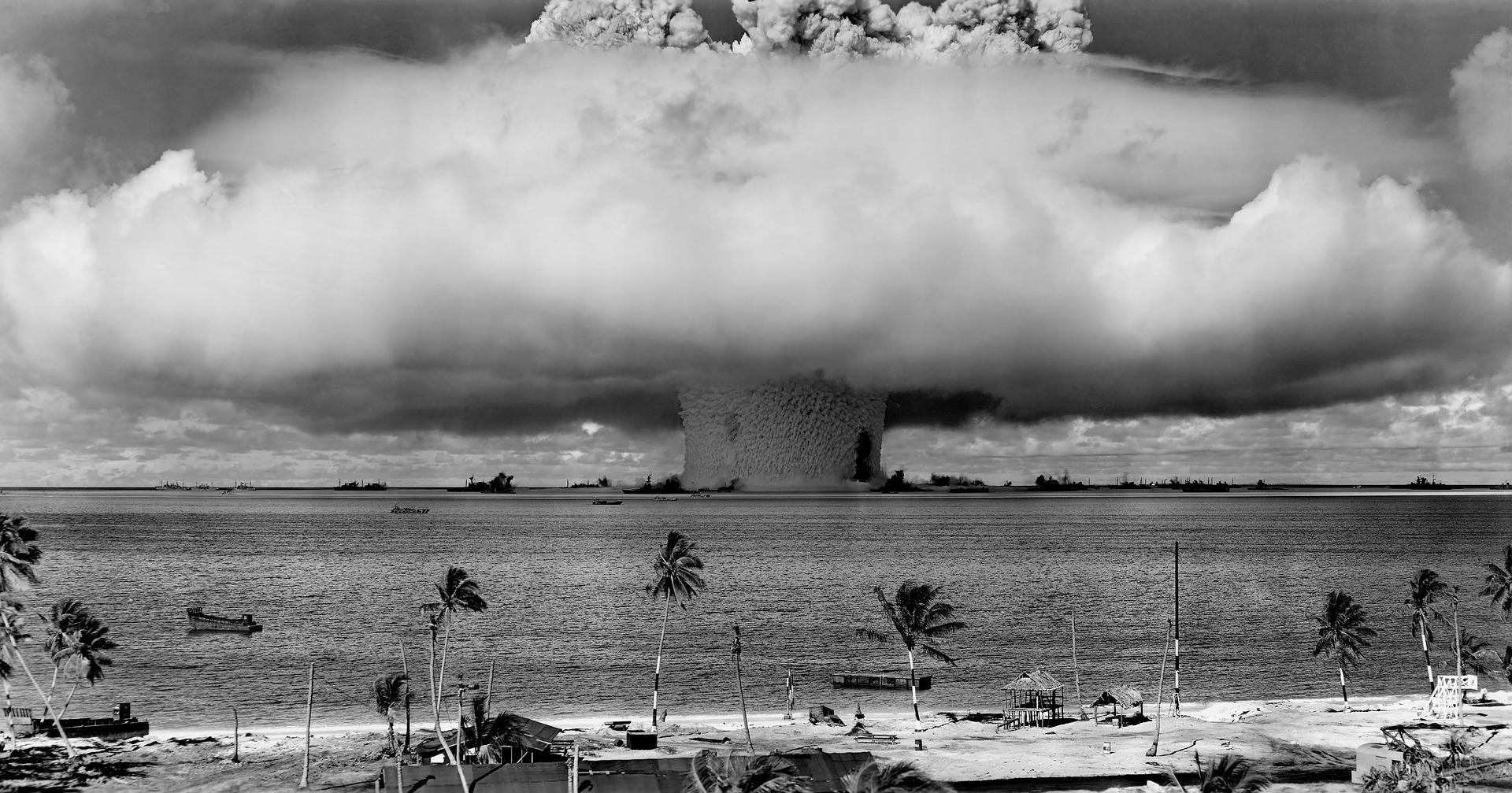 Nuclear Strike Huawei
