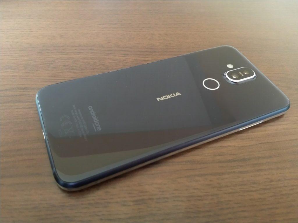 Nokia 8.1 1