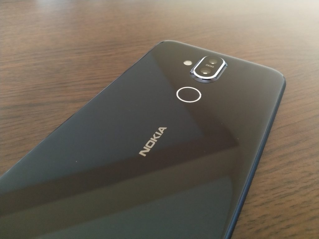 Nokia 8.1 8