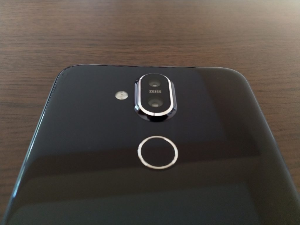 Nokia 8.1 6