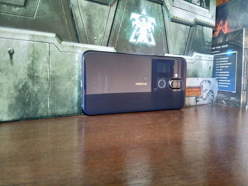 Nokia 8.1 4