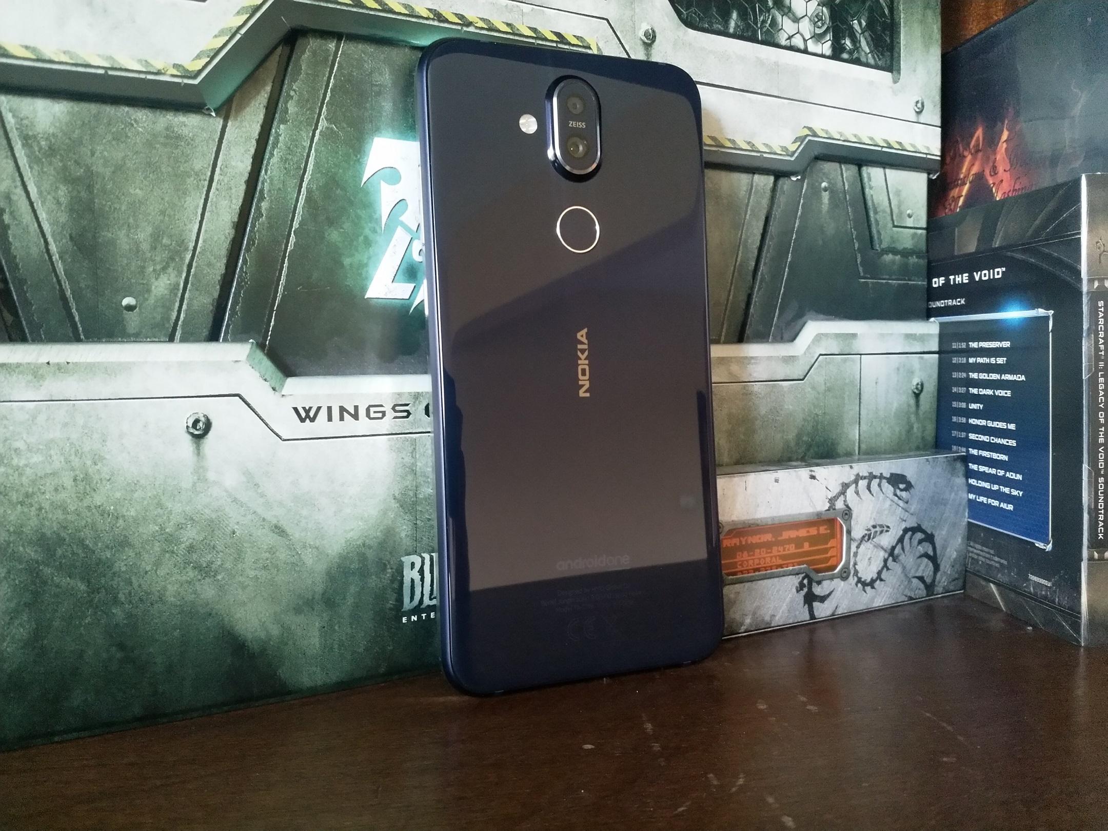 Nokia 8.1 3