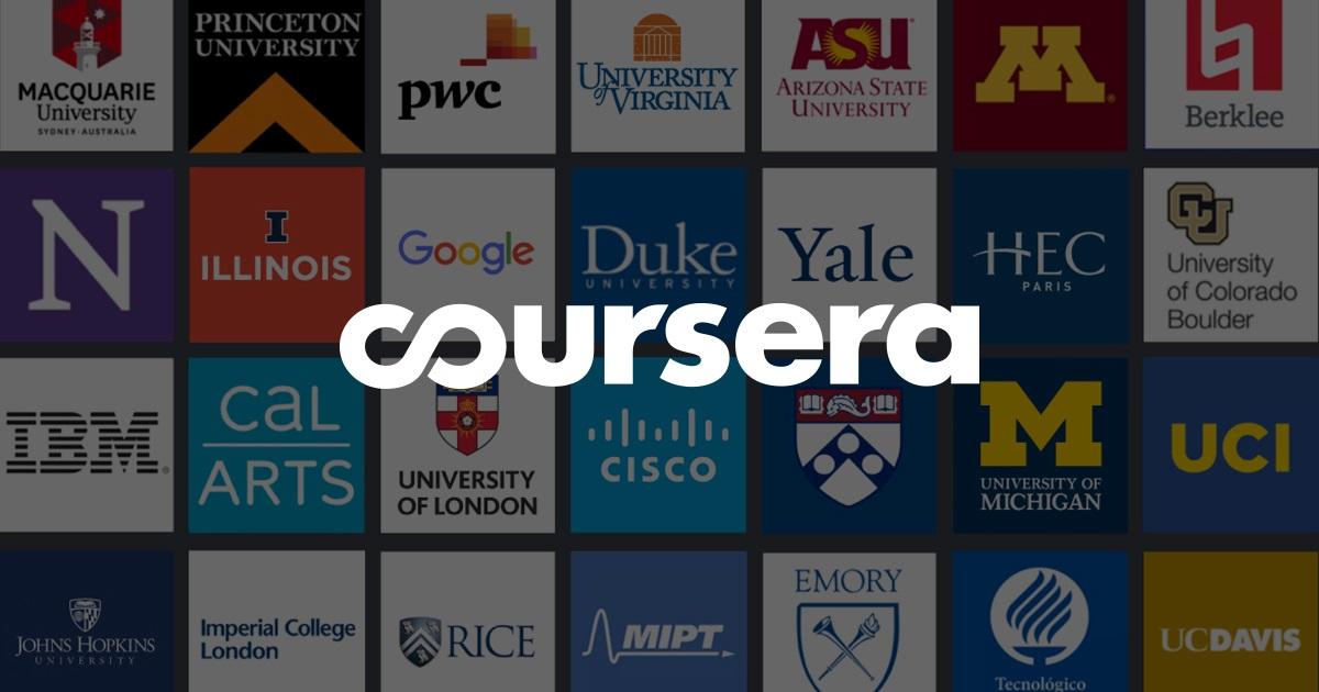 Coursera-logos