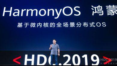 Photo of Huawei показа собствената си платформа HarmonyOS