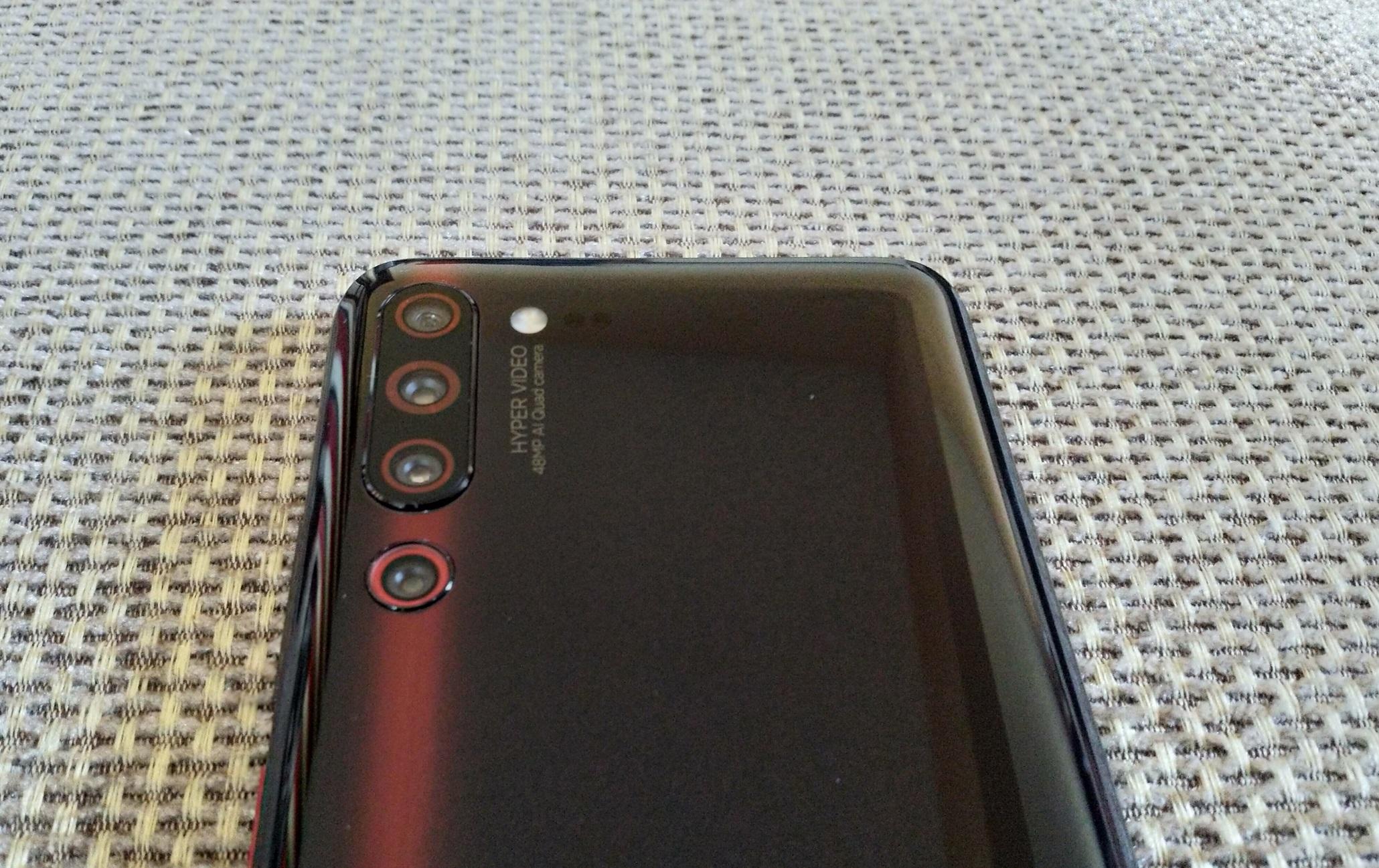 Lenovo Z6 Pro 5