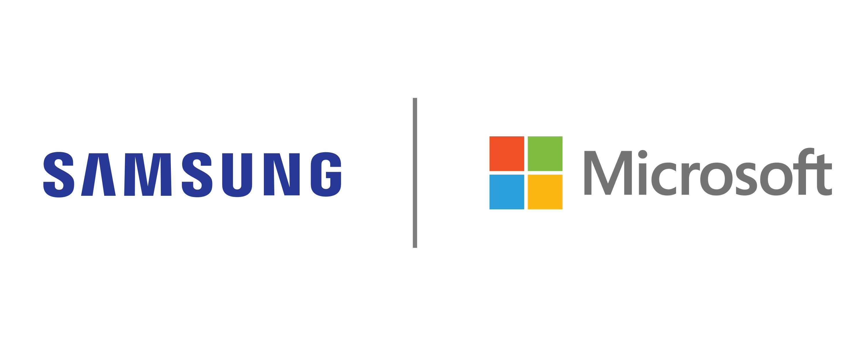 Samsung Microsoft_Partnership
