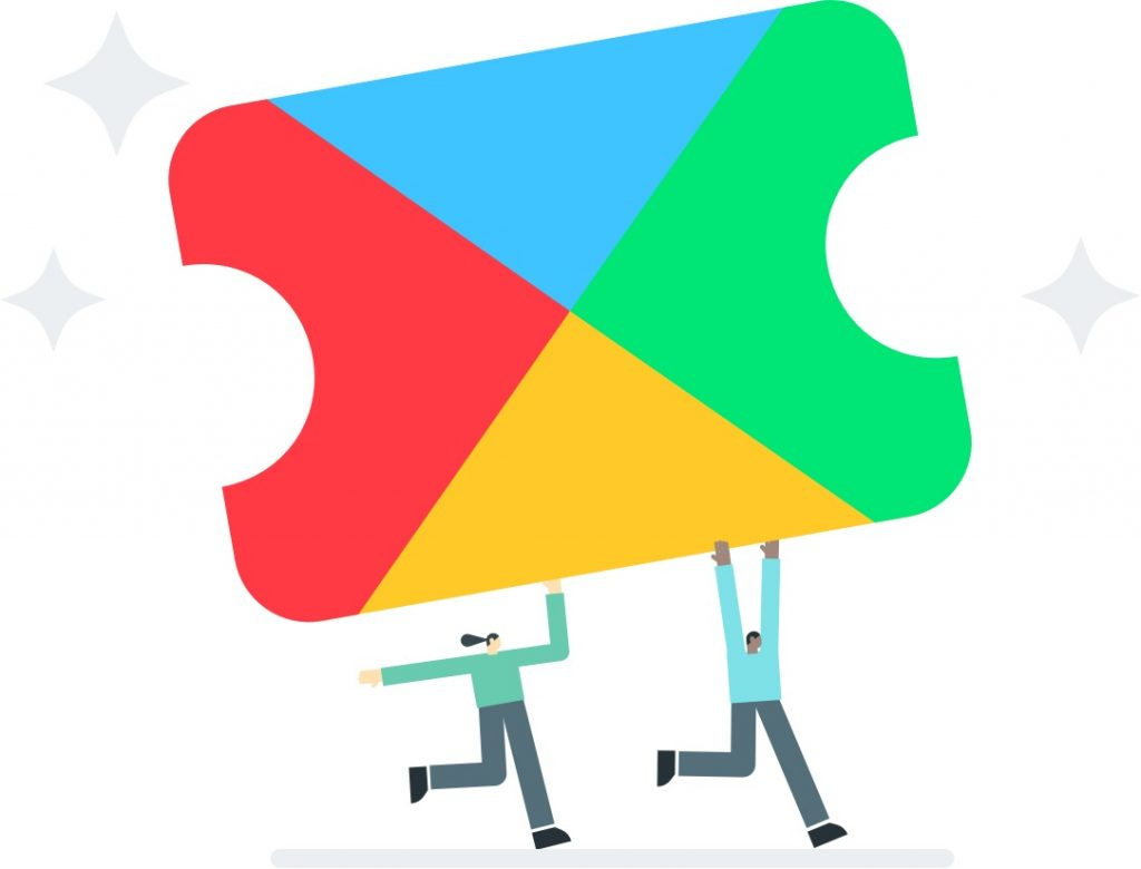 Google Play Pass Ilustration