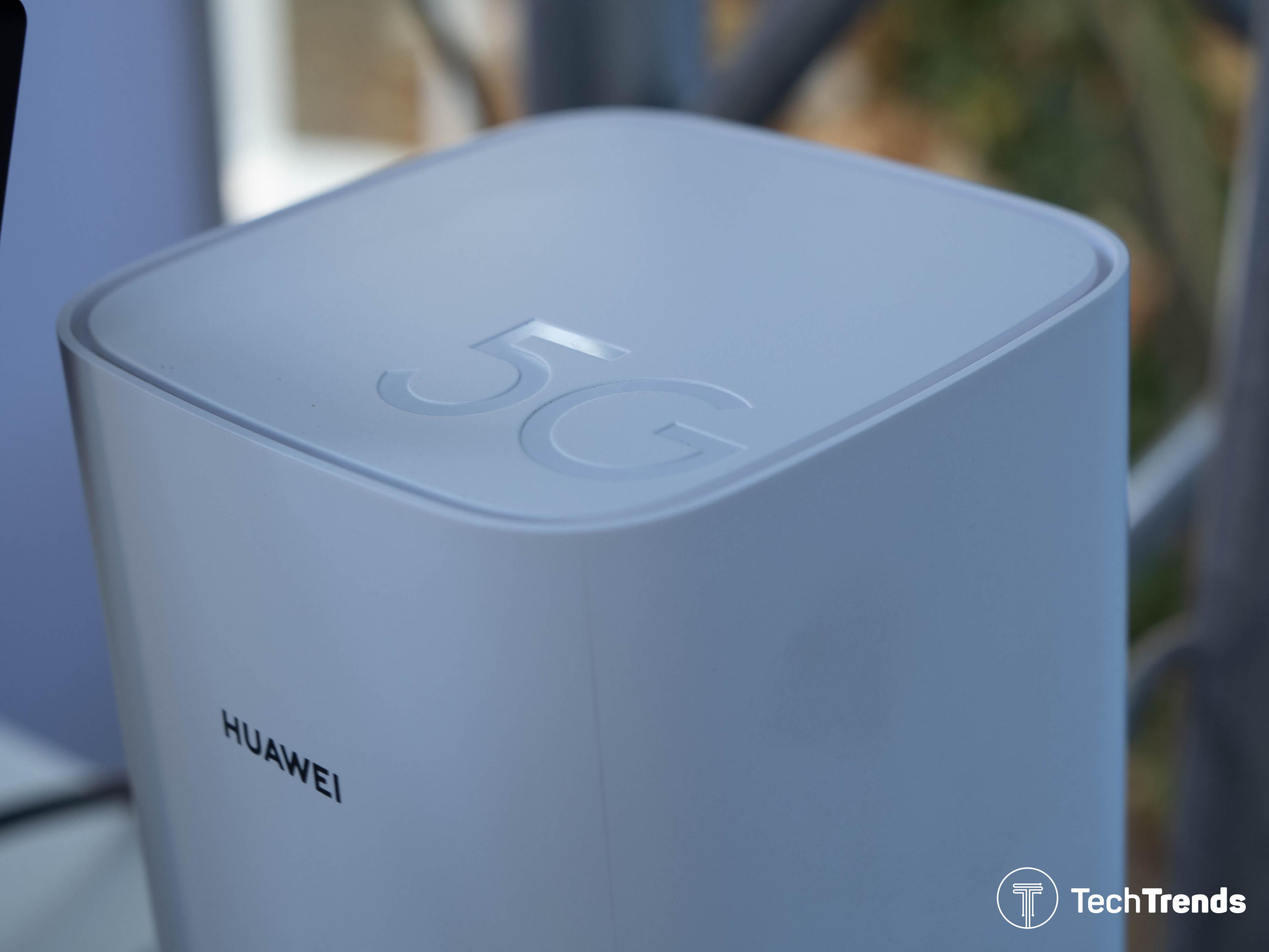 5G-Huawei-router