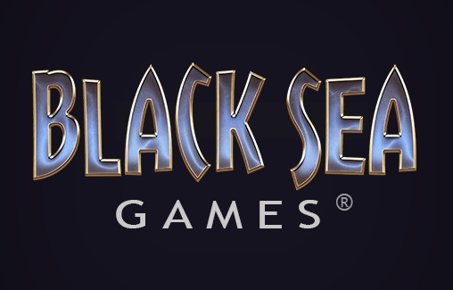 black sea games logo