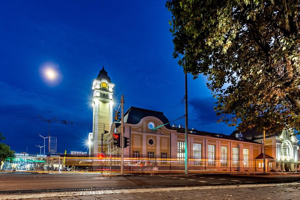 burgas-train-station