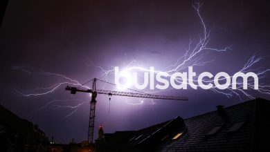 "Photo of ""Булсатком"" след перфектната буря"