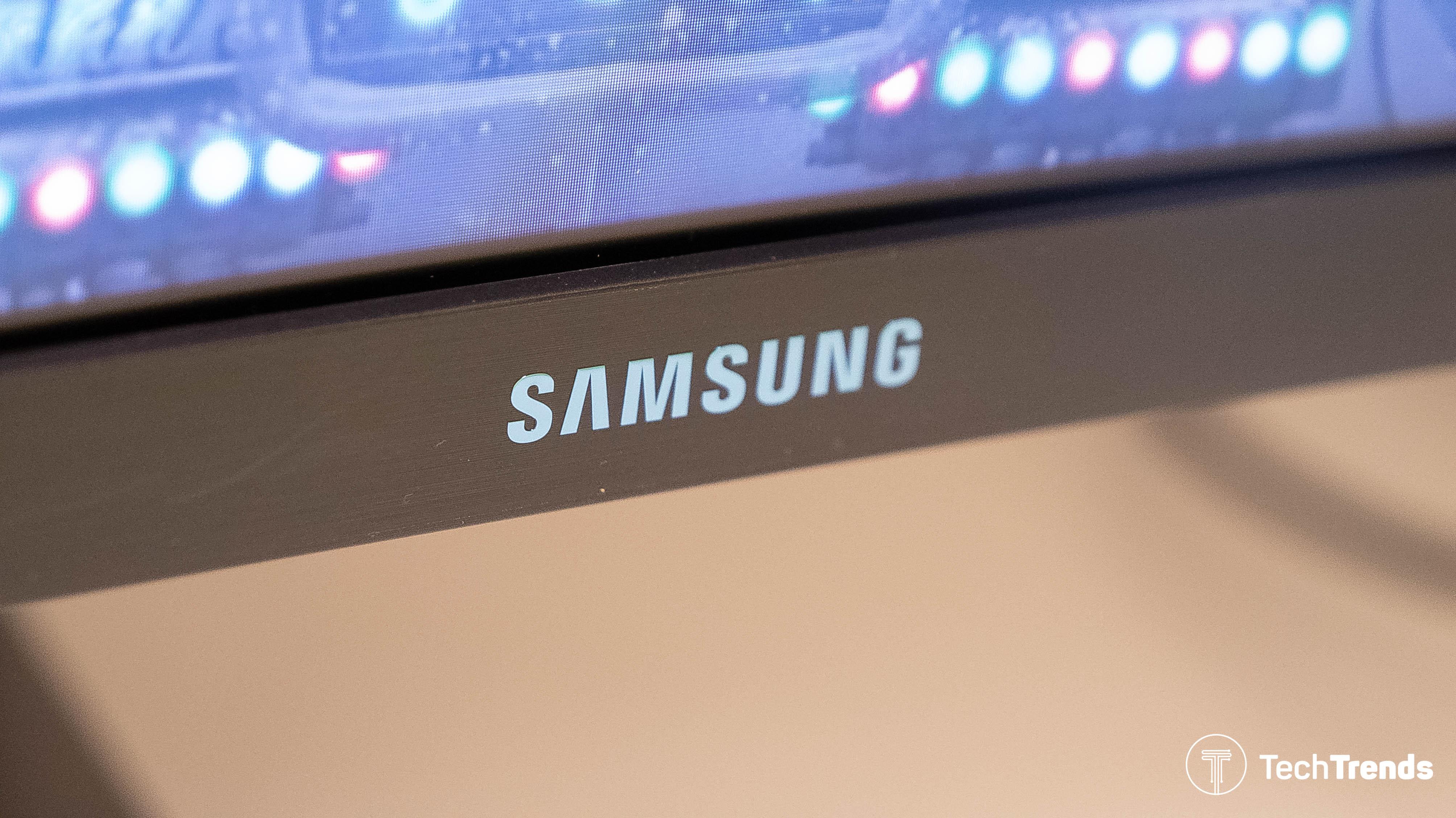 Samsung-monitor-logo