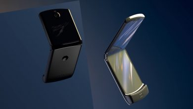 Photo of Motorola Razr представя различен поглед към сгъваемите смартфони