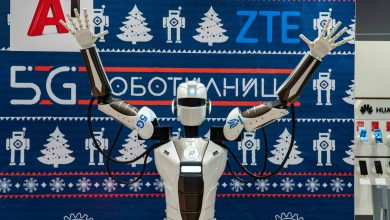A1 5G Robo Christmas 2