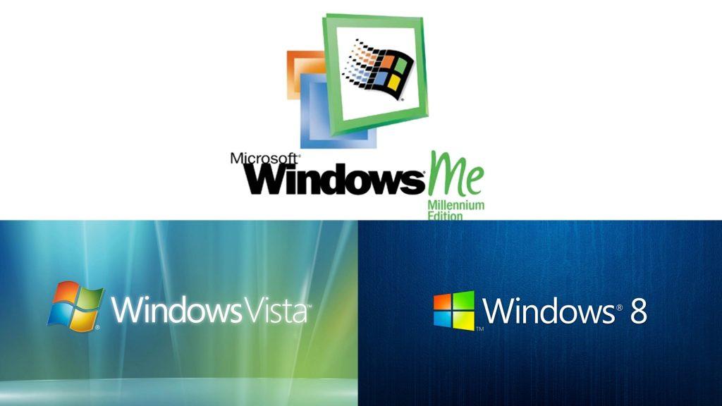 Failed-Windows